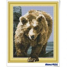 鑽石畫 3D立體藝術 有熊出沒