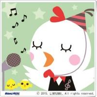 數字油畫 韓國插畫家款 聞雞起舞