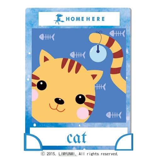 數字油畫 韓國插畫家款 幻覺小貓