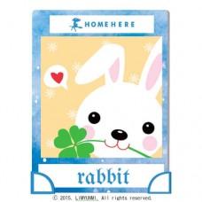數字油畫 韓國插畫家款 幸運魔力兔