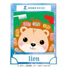 數字油畫 韓國插畫家款 捲捲小獅王