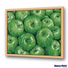 鑽石畫 豐收 青蘋果