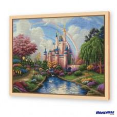 鑽石畫 夢幻古堡
