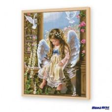 鑽石畫 天使之約