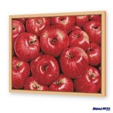 鑽石畫 豐收 紅蘋果