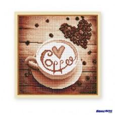 鑽石畫 咖啡飄香