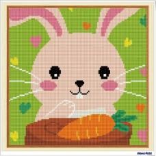 鑽石畫 兔子