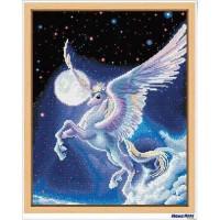 鑽石畫 月光聖獸