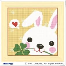 鑽石畫 幸運魔力兔