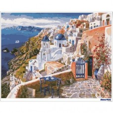 數字油畫 唯美希臘 - 11月20日出貨