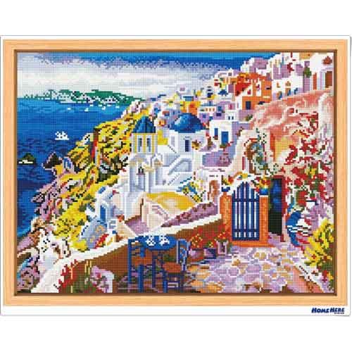 鑽石畫 唯美希臘