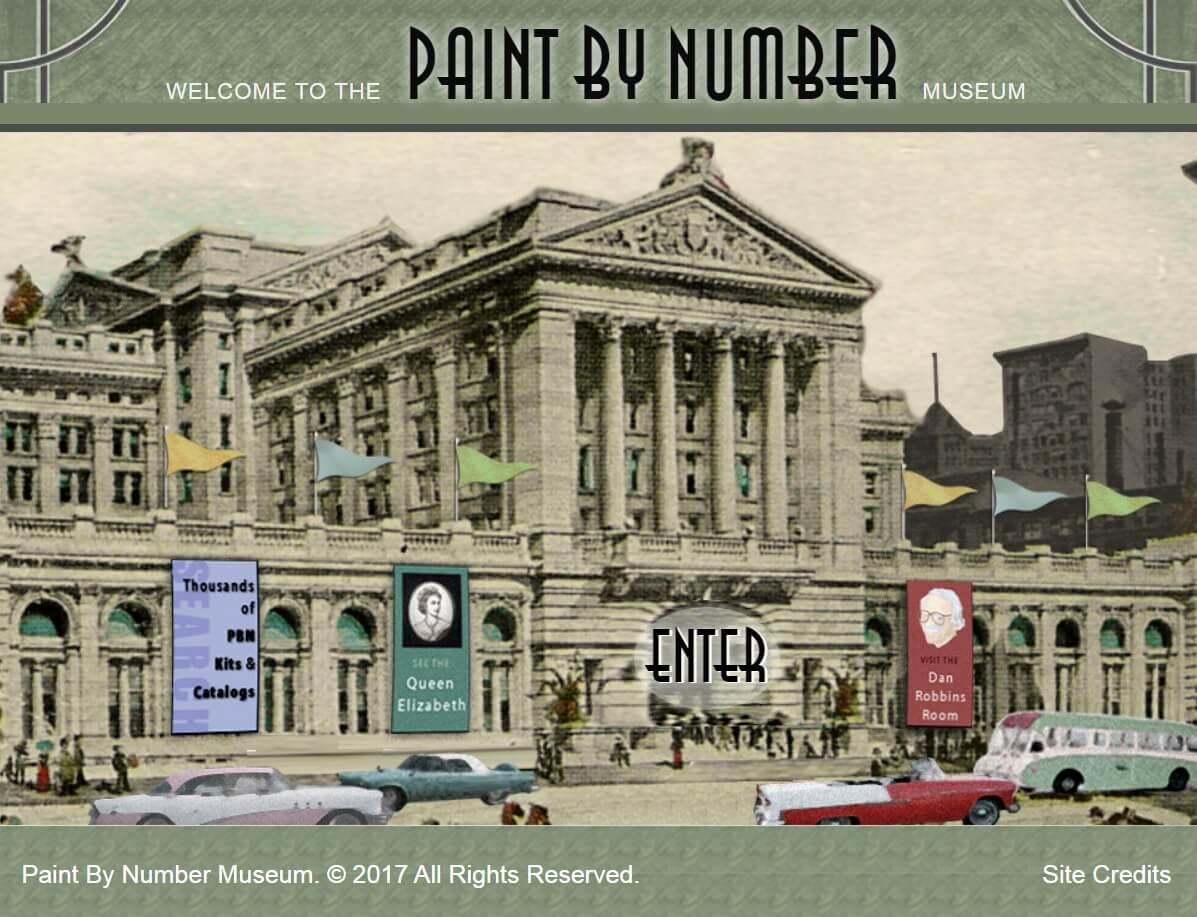 數字油畫博物館